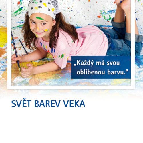 Brožura VEKA barvy