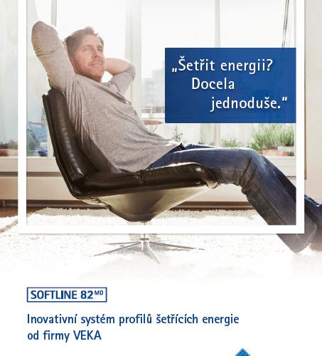 Brožura VEKA Softline 82 MD