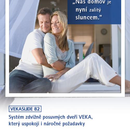 Brožura VEKASLIDE 82